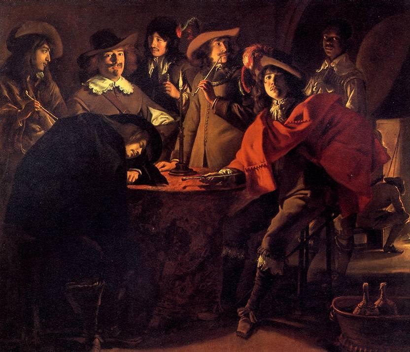 ЛЕНЕН Караульная, 1643