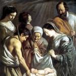 <b>ЛЕНЕН ЛУИ И ЛЕНЕН МАТЬЁ Поклонение пастухов, 1630-1632</b>
