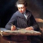 <b>ЛЕПИСЬЕ НИКОЛА БЕРНАР Юный рисовальщик (Художник Карл Верне в возрасте четырнадц...</b>