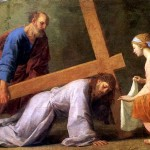 <b>ЛЕСЮЭР ЭСТАШ Несение креста</b>