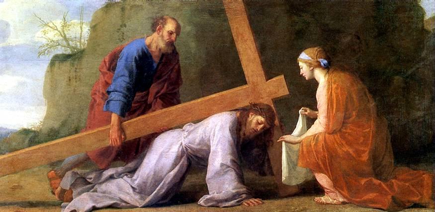 ЛЕСЮЭР ЭСТАШ Несение креста