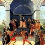 <b>ЛИППИ ФИЛИППИНО Три сцены из Истории Виргинии: Аппий Клавдий останавливает Вирги...</b>