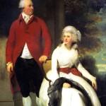 <b>ЛОРЕНС ТОМАС Миссис и мистер Джон Джулиус Энджерстайн, 1792</b>