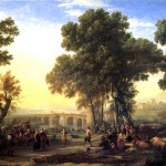 <b>ЛОРРЕН Сельский праздник, 1639</b>