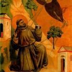 <b>БОНДОНЕ ДЖОТТО ДИ Св. Франциск, получающий стигматы, с тремя сценами из жития</b>