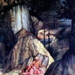 <b>ЛОТТО Св. Иероним в пустыне, 1506</b>