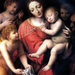 <b>ЛУИНИ Мадонна со спящим Христом и три ангела</b>