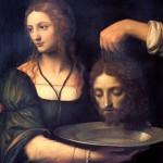 <b>ЛУИНИ Саломея с головой св. Иоанна Крестителя</b>