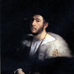 <b>ЛУТЕРО ДЖОВАННИ ДИ, ПРОЗВАННЫЙ ДОССО ДОССИ Мужской портрет</b>