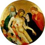 <b>МАЛУЭЛЬ ЖАН Большая круглая Пьета (Оплакивание Христа)</b>