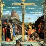 <b>МАНТЕНЬЯ АНДРЕА Распятие, 1457-1460</b>