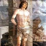 <b>МАНТЕНЬЯ АНДРЕА Св. Себастьян, ок. 1480</b>