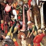 <b>МАРТОРЕЛЛ БЕРНАРДО Сцены мученичества св. Георгия: Бичевание; Св. Георгия волоку...</b>
