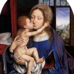 <b>МАССЕЙС КВЕНТИН Мария с младенцем, 1529</b>