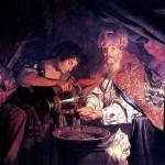 <b>МАТТИАС ШТОМЕР Пилат, умывающий руки</b>