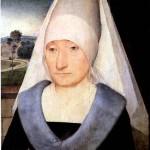 <b>МЕМЛИНГ ХАНС Портрет пожилой женщины</b>