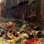 <b>МЕСОНЬЕ ЭРНЕСТ Баррикада, улица Мортеллери, июнь 1848 г., или Память о гражданск...</b>