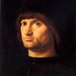 <b>МЕССИНА АНТОНЕЛЛО ДА Мужской портрет, 1475</b>