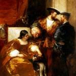 <b>БОНИНГТОН РИЧАРД ПАРКС Франциск I и герцогиня д'Этамп</b>