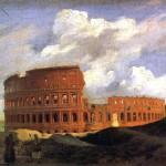 <b>МИШАЛОН АШИЛ ЭТНА Вид Колизея в Риме</b>
