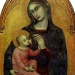 <b>МОДЕНА БАРНАБА ДА Богоматерь с младенцем.</b>