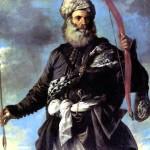 <b>МОЛА ПЬЕР ФРАНЧЕСКО Пират-иноверец с луком, 1650</b>