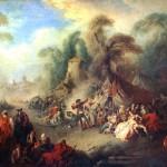 <b>ПАТЕР ЖАН БАТИСТ Сельский праздник с солдатами, 1728</b>