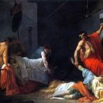 <b>ПЕЙРОН ЖАН ФРАНСУА ПЬЕР Погребение Мильтиада, 1782</b>