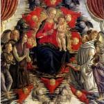 <b>БОТТИЧИНИ ФРАНЧЕСКО Мадонна с младенцем в Славе со св. Марией Магдалиной, св. Бе...</b>