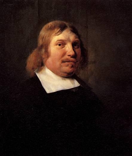 БРАЙ ЯН ДЕ Мужской портрет, 1658