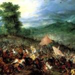 <b>БРЕЙГЕЛЬ ЯН СТАРШИЙ, ПРОЗВАННЫЙ БРЕЙГЕЛЕМ БАРХАТНЫМ Битва при Иссе, 1602</b>