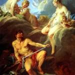 <b>БУШЕ Венера, просящая у Вулкана оружие для Энея, 1732</b>