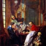 <b>БУШЕ ФРАНСУА Завтрак, 1739</b>
