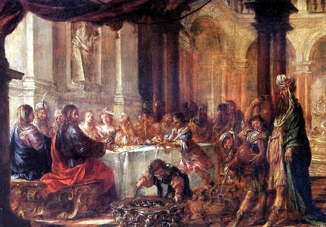 ВАЛЬДЕС ЛЕАЛЬ ХУАН ДЕ Брак в Кане, 1660