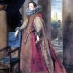 <b>ВАН ДЕЙК АНТОНИС Предполагаемый портрет маркизы Джеронимы Спинола-Дориа из Генуи</b>