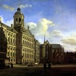 <b>ВАН ДЕР ХЕЙДЕН ЯН Собор и новая городская ратуша в Амстердаме, 1668</b>