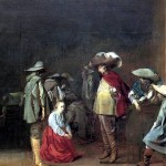 <b>ВЕЛСЕН ЯКОБ ВАН Гадалка, 1631</b>