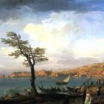 <b>ВЕРНЕ КЛОД ЖОЗЕФ Вид Неаполитанского залива, 1748</b>