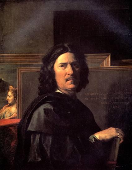 ПУССЕН НИКОЛА Автопортрет, 1650