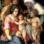 <b>САРТО АНДРЕА ДЕЛЬ Святое семейство с ангелами, ок. 1515/1516</b>