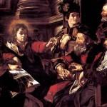 <b>СЕРОДИНЕ ДЖОВАННИ Христос, проповедующий в храме</b>