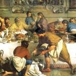 <b>СУБЛЕЙРА ПЬЕР Трапеза в доме Симона, 1737</b>