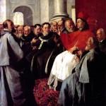 <b>СУРБАРАН ФРАНСИСКО ДЕ Святой Бонавентура на Лионском соборе</b>