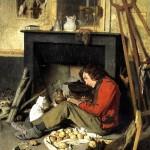 <b>ТАССАР ОКТАВ Мастерская художника, 1845</b>