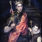 <b>ТЕОТОКОПУЛИ ДОМЕНИКО, ПРОЗВАННЫЙ ЭЛЬ ГРЕКО Св. Людовик, король Франции, и паж</b>