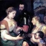 <b>ТИЦИАН Аллегория, возможно, свадьбы Весты и Гименея как покровителей союза между...</b>