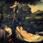<b>ТИЦИАН Венера на леопардовой шкуре</b>