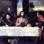 <b>ТИЦИАН Христос в Эммаусе, ок. 1535</b>