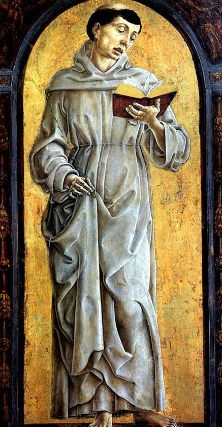 ТУРА КОЗИМО Святой Антоний Падуанский