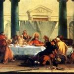 <b>ТЬЕПОЛО ДЖОВАННИ БАТТИСТА Тайная вечеря, ок. 1745-1750</b>